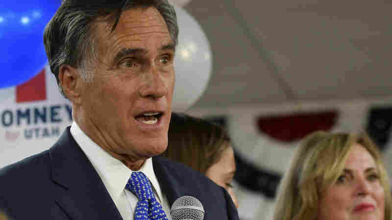 Romney Promises To Speak Out Against Trump On Matters Of 'Significance'