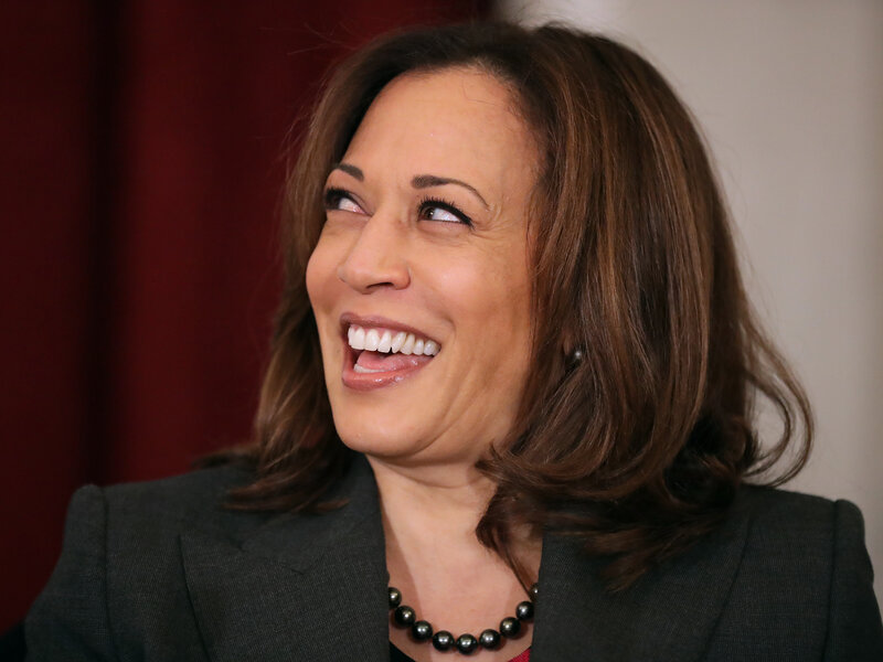 Best Books 2020 Npr Kamala Harris' 'The Truths We Hold' Demonstrates What's Wrong With
