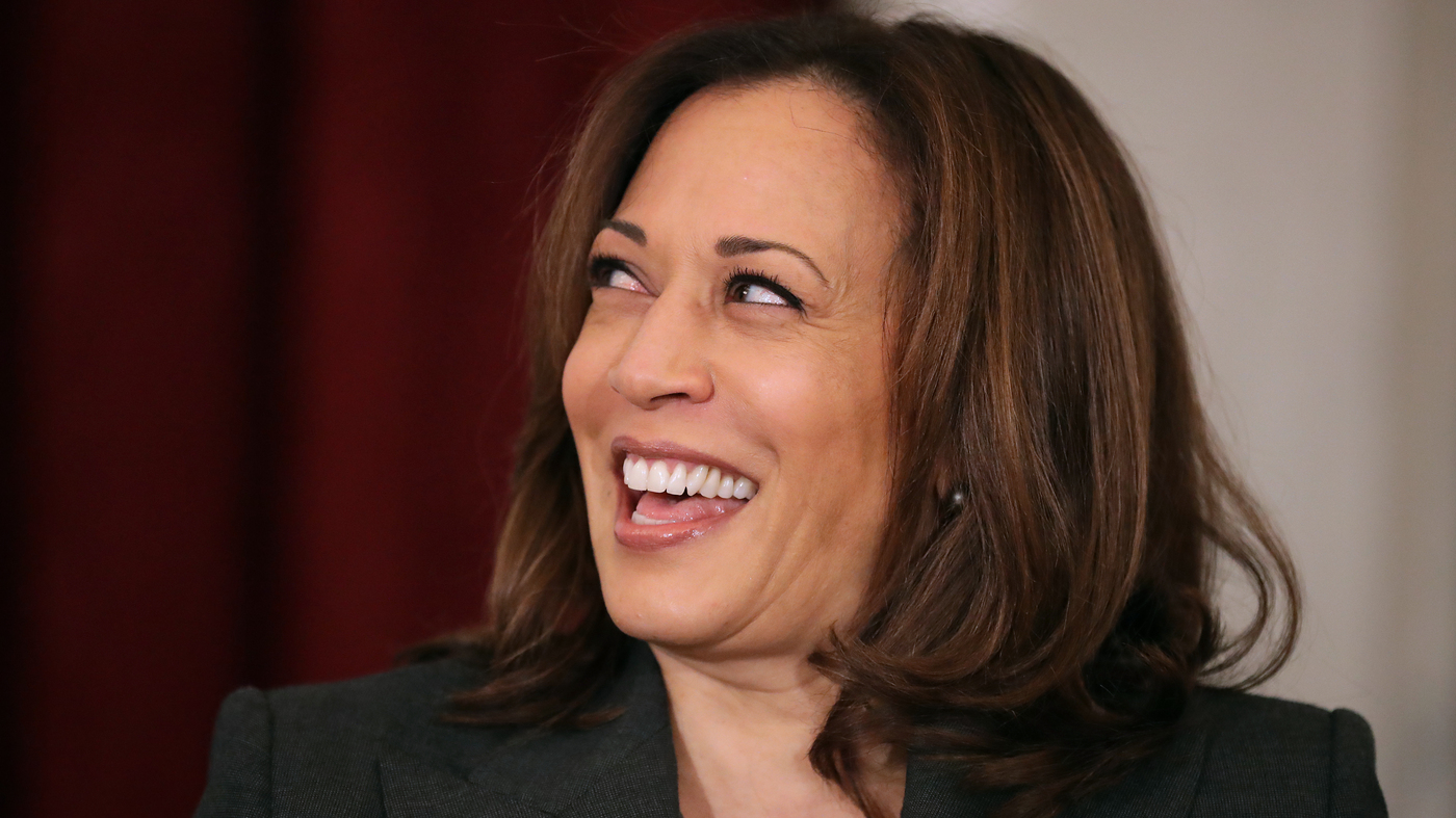 Best Books Of 2020 Npr Kamala Harris' 'The Truths We Hold' Demonstrates What's Wrong With