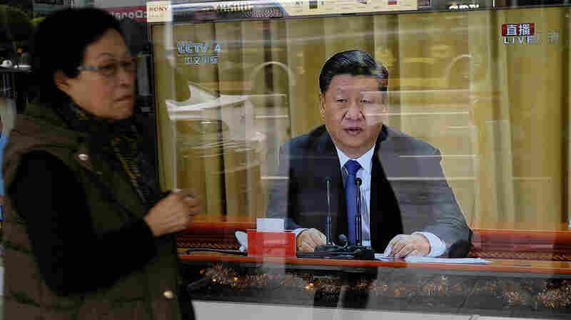 Xi Urges Peaceful Unification Of China And Taiwan, But Won't Rule Out Using Force