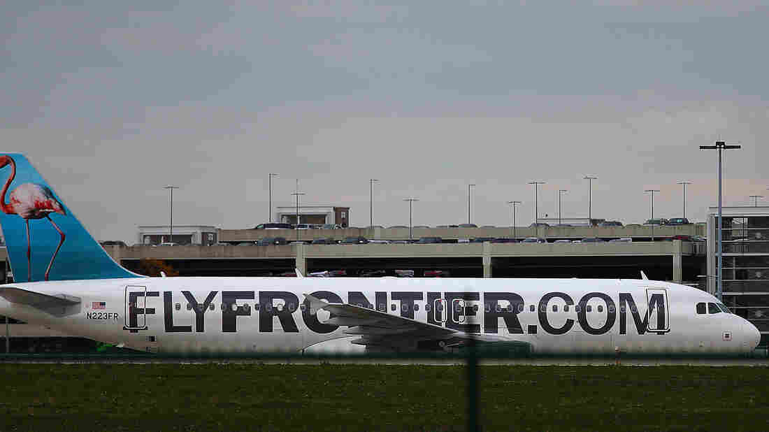 Passengers fall ill on Frontier Airlines flight from Cleveland to Tampa