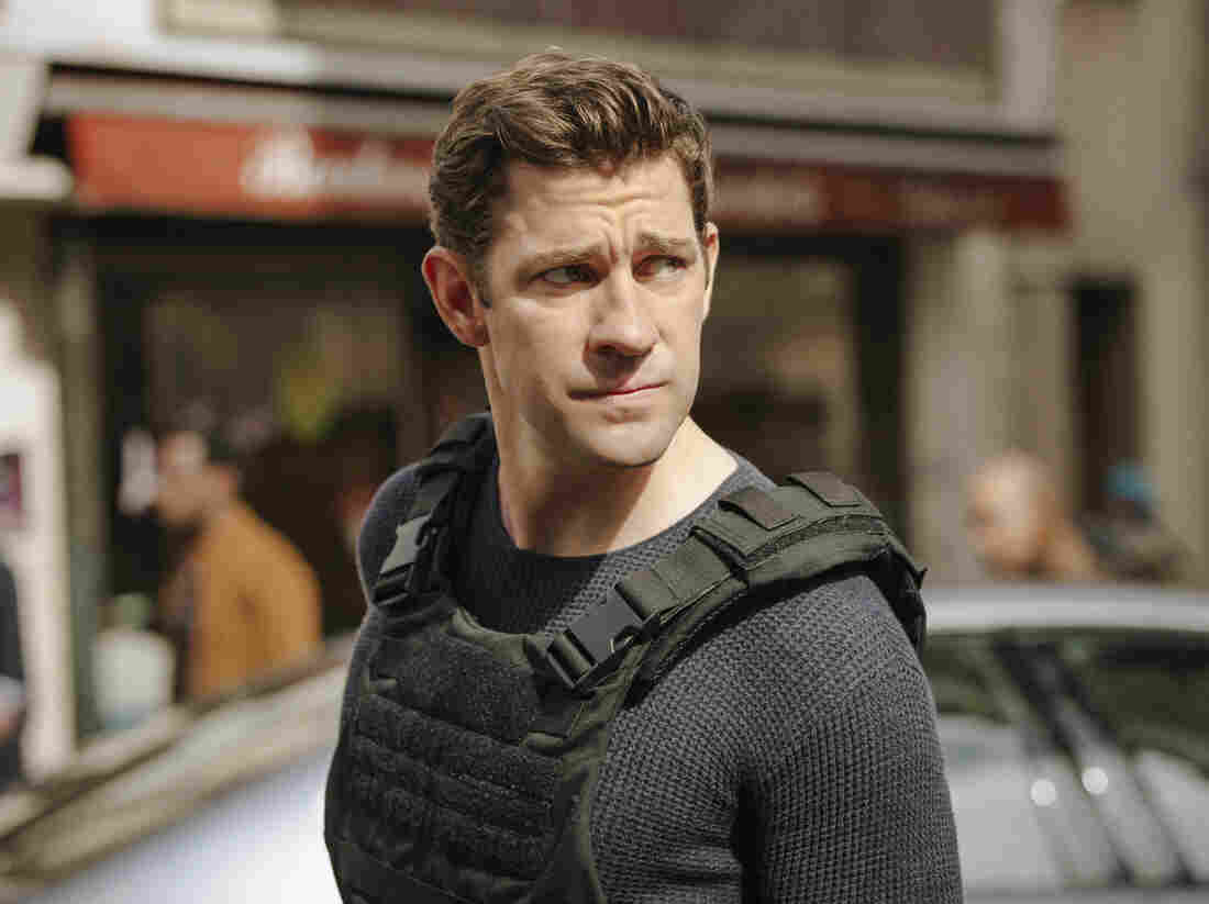 John Krasinski returns to television in the new Amazon series Jack Ryan