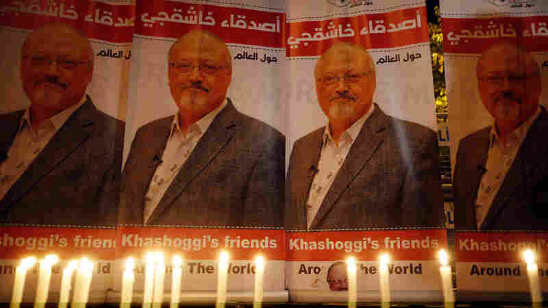 Trial Begins For 11 Suspects In Killing Of Saudi Journalist Khashoggi