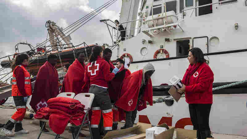 Number Of Migrant Deaths In Mediterranean Fell In 2018
