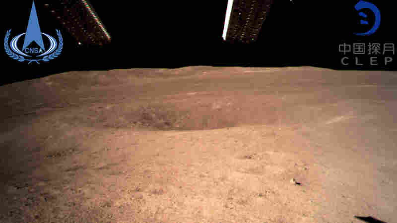 China Becomes First Country To Land On Far Side Of Moon, State Media Announce