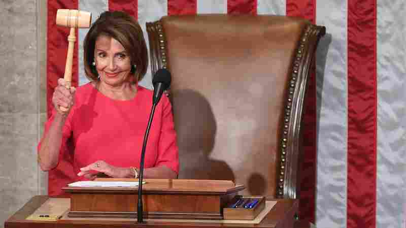 Pelosi Retakes Gavel As House Speaker With New Session Of Congress