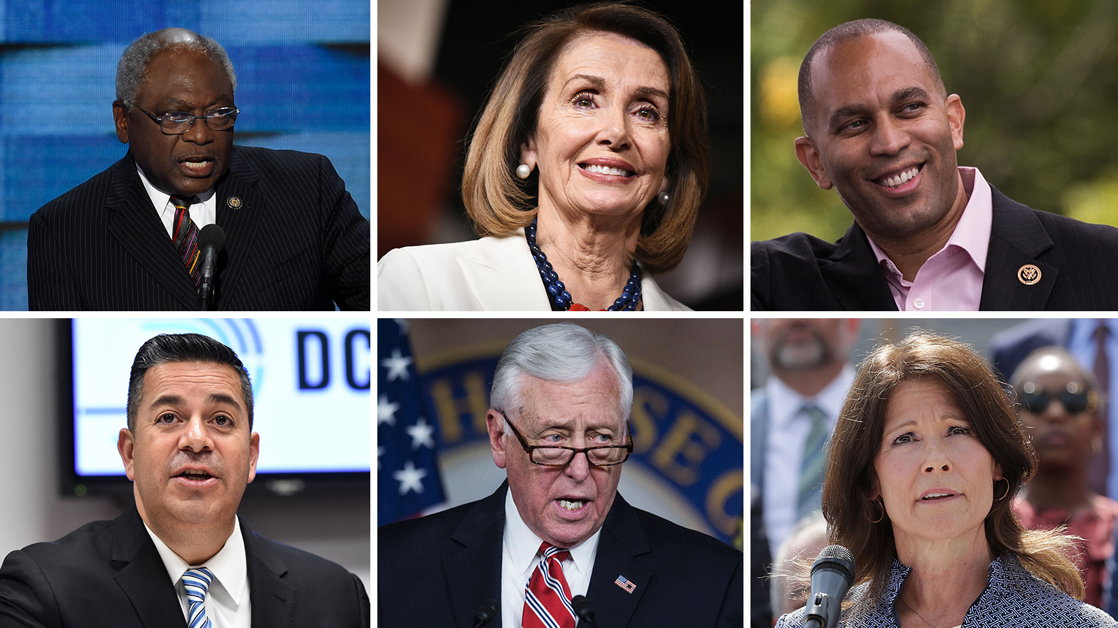 A Guide To Who's Who In House Leadership For The 116th Congress