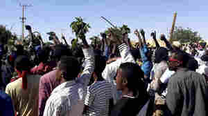 Protesters Across Sudan Continue To Call For President's Ouster