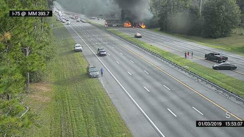 930ca34c5a8 7 Killed In Fiery Florida Wreck