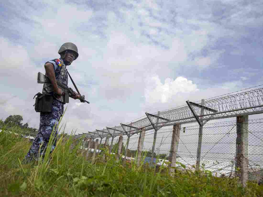 India Deports 2nd Group of Rohingya Muslims