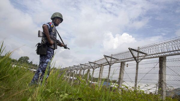 Insurgents Kill 7 Myanmar Security Forces In Independence Day Attack