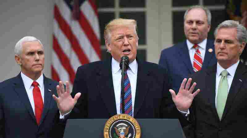 No Deal Out Of 'Contentious' Shutdown Meeting At The White House