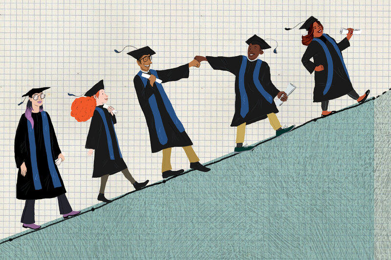 Wide Disparities In Graduation Rates >> Fewer Than 6 In 10 College Students Graduate In Six Years Npr