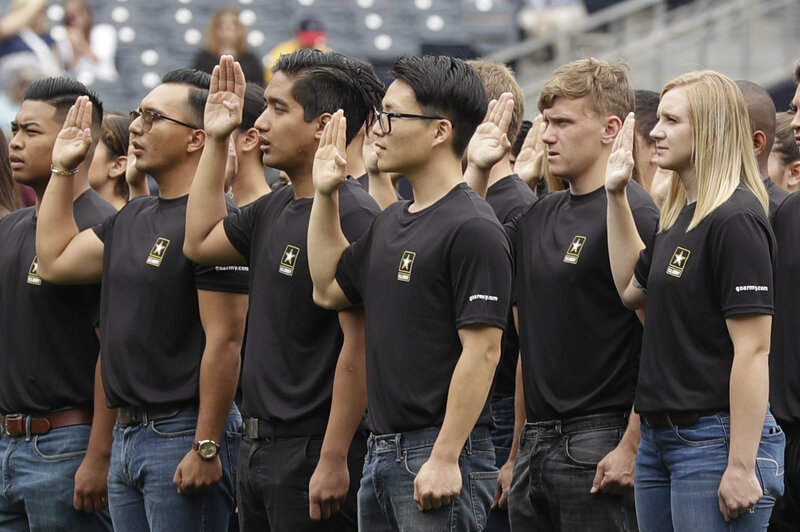 d611c054702 After Falling Short, U.S. Army Gets Creative With New Recruiting Strategy