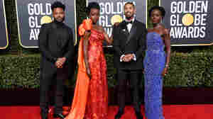 Golden Globes Red Carpet: A Look At The Fashion