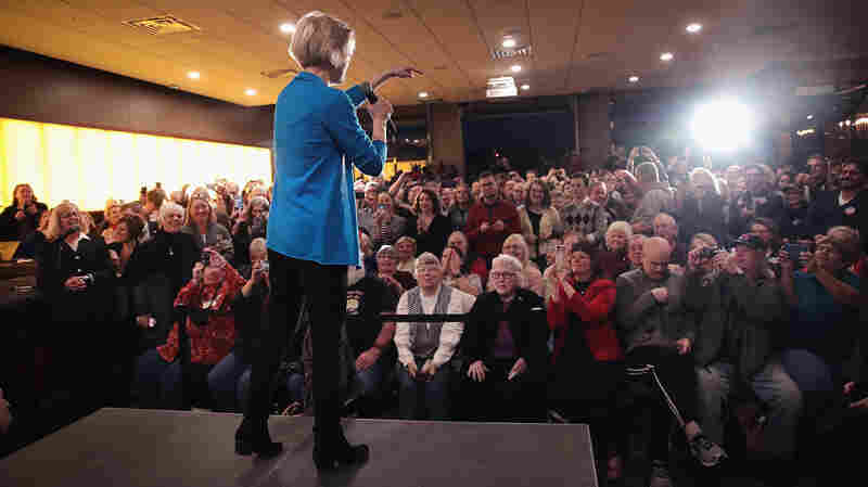 What Iowa Democrats Want In A 2020 Candidate: Someone Who Can Beat Trump