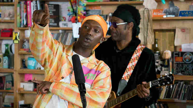 Buddy: Tiny Desk Concert