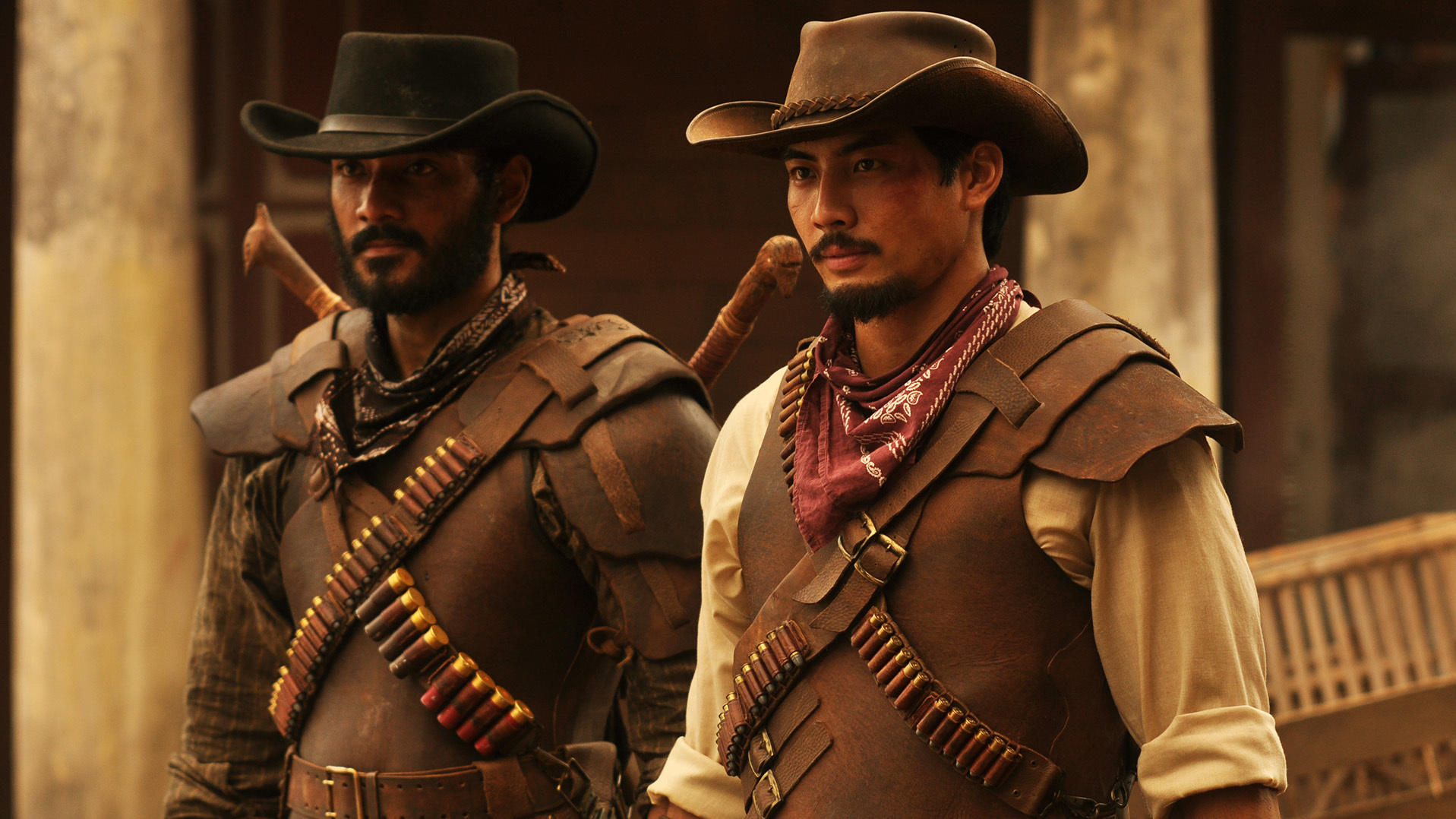 The Old West Goes Farther West — To Java — In Genre Mashup 'Buffalo Boys'