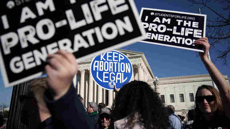 Where U.S. Battles Over Abortion Will Play Out In 2019