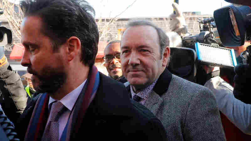 Spacey Appears In Court Over Sexual Assault Case Involving Busboy In Nantucket
