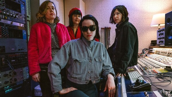 New Sleater-Kinney Album, Produced By St. Vincent, Confirmed For This Year