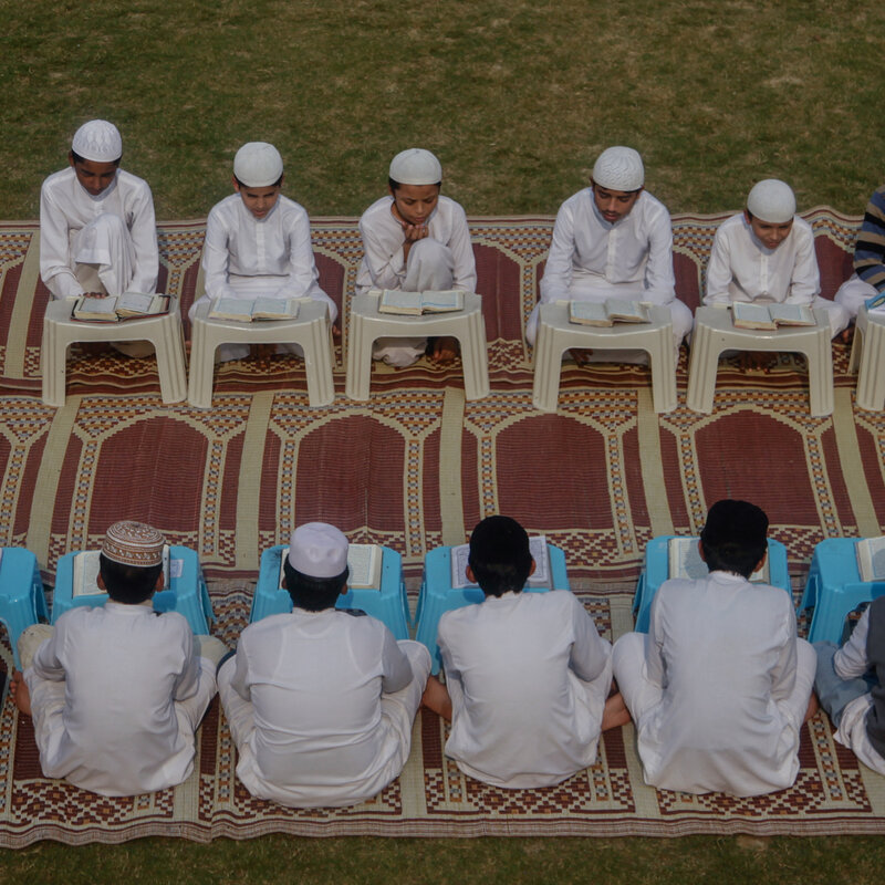 Majority-Muslim Turkey Becomes Less Religious, Poll Says : NPR