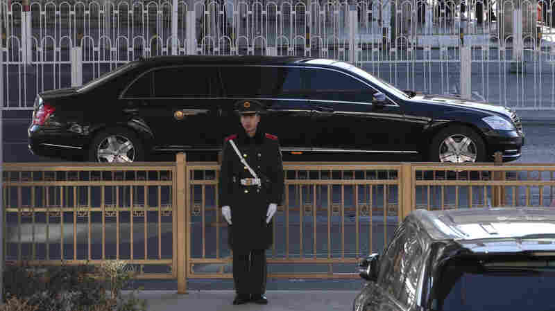 North Korean Leader Kim Jong Un Goes To China