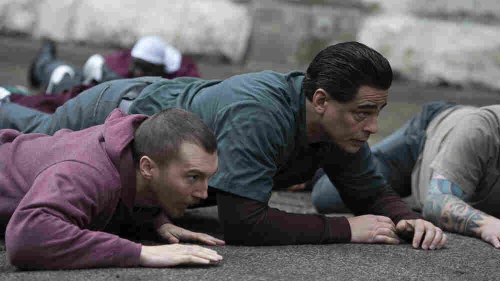 Ben Stiller Unlocks An 'Old-Fashioned' Prison Break In 'Escape At Dannemora'