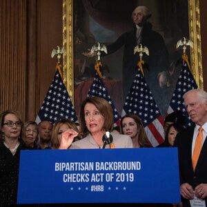 House Democrats Pledge Passage Of Expanded Gun Background Checks Bill