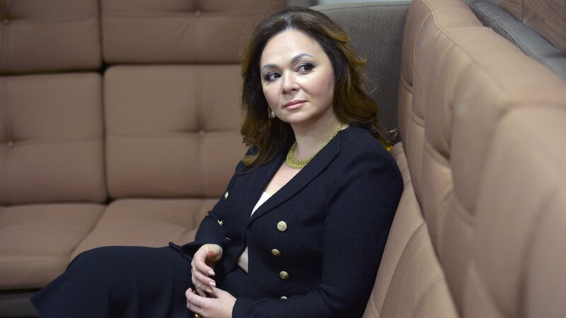 Russian Lawyer Natalia Veselnitskaya Charged In Money Laundering