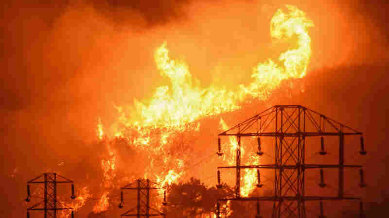 Federal Judge Proposes Restrictions On Unsafe PG&E Power Lines