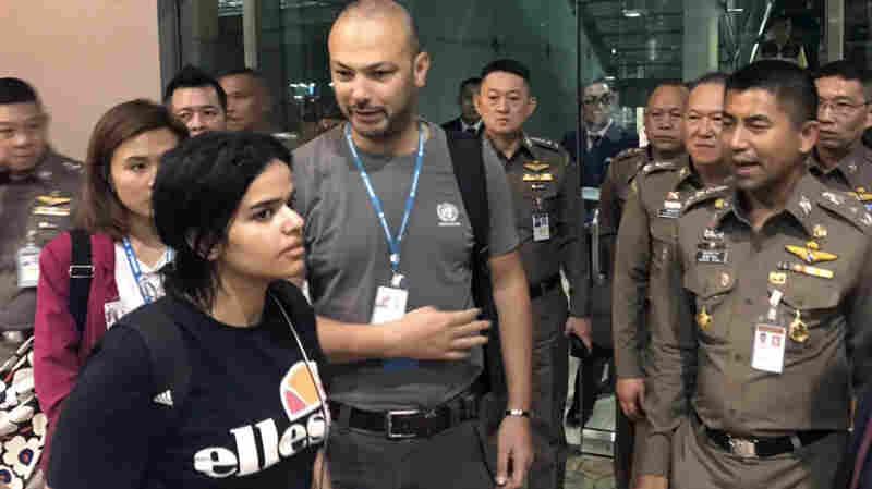 Saudi Woman Granted Refugee Status, Could Get Asylum In Australia
