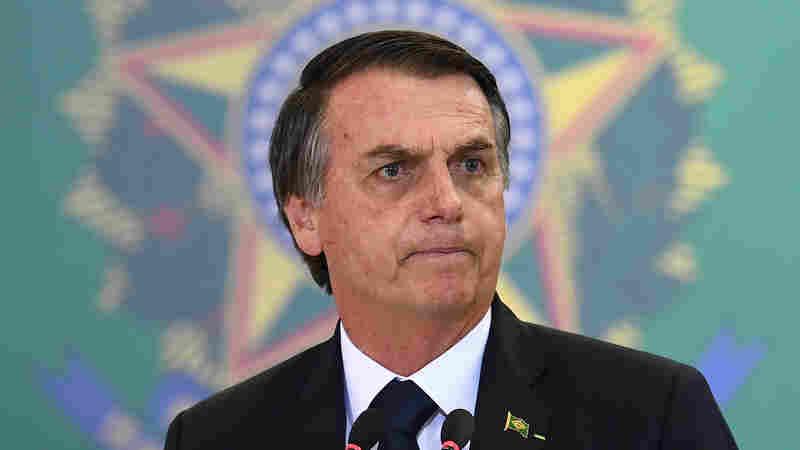 Brazilian President Bolsonaro Withdraws From U.N. Compact On Migration