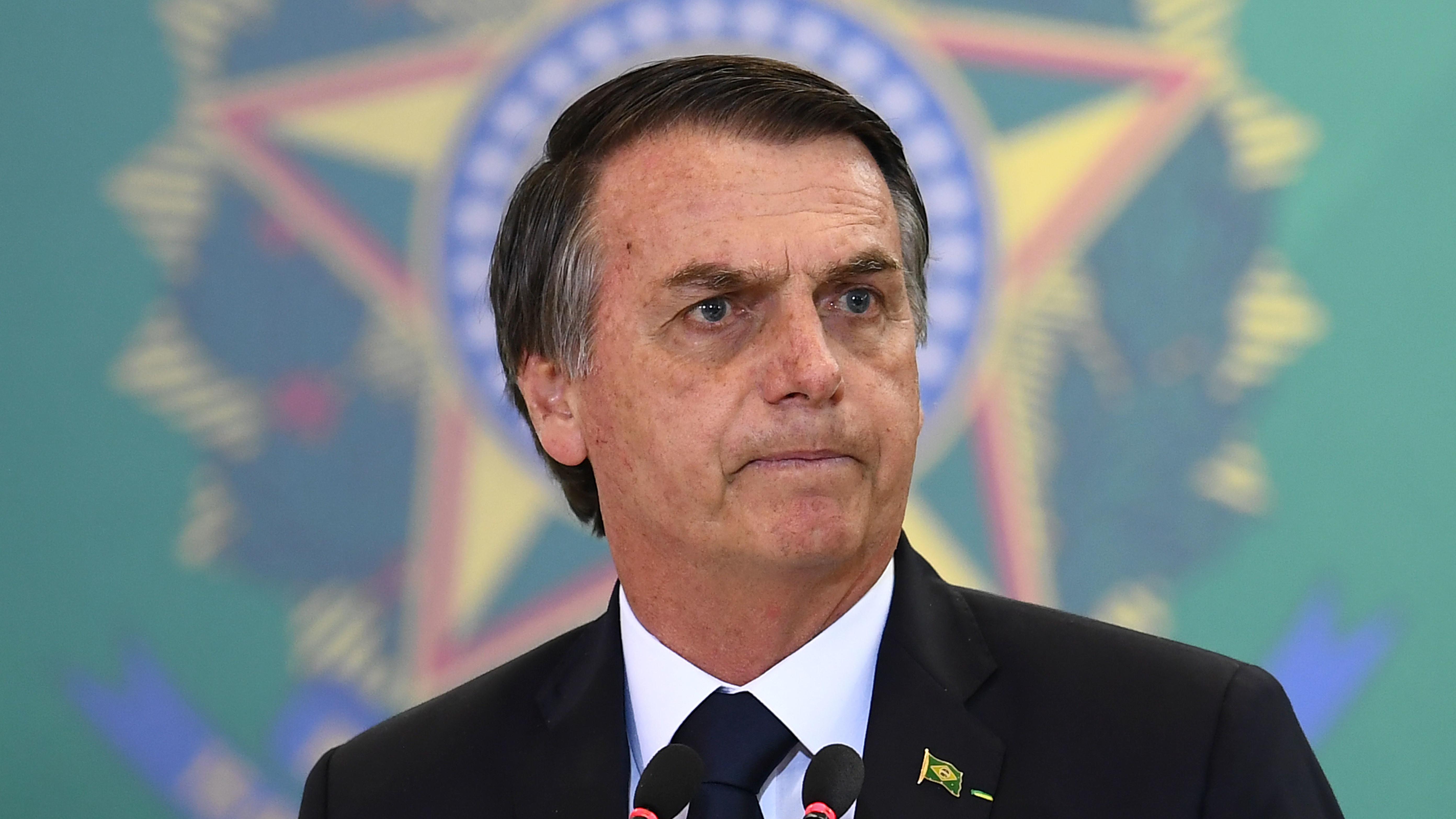 Brazilian President Bolsonaro Withdraws From U N Compact