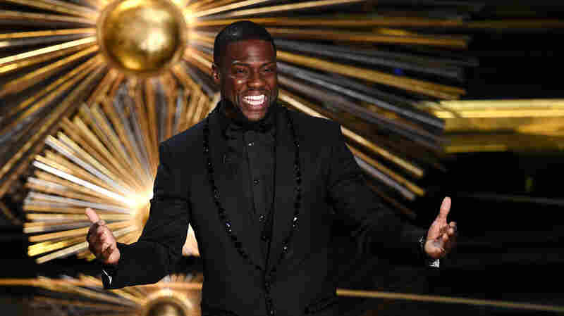 Kevin Hart Says Comedy's Full Of 'Flawed But Funny' People, Himself Included