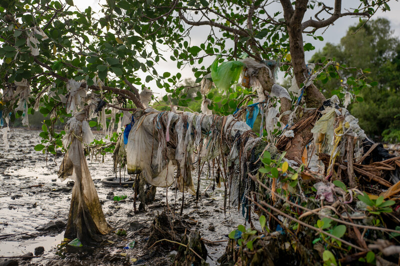 A Crusade In The Philippines Takes On The Big Brands Behind Plastic