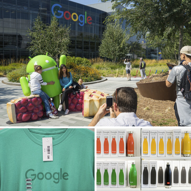 Silicon Valley Already Draws Tourists, But It's Considering