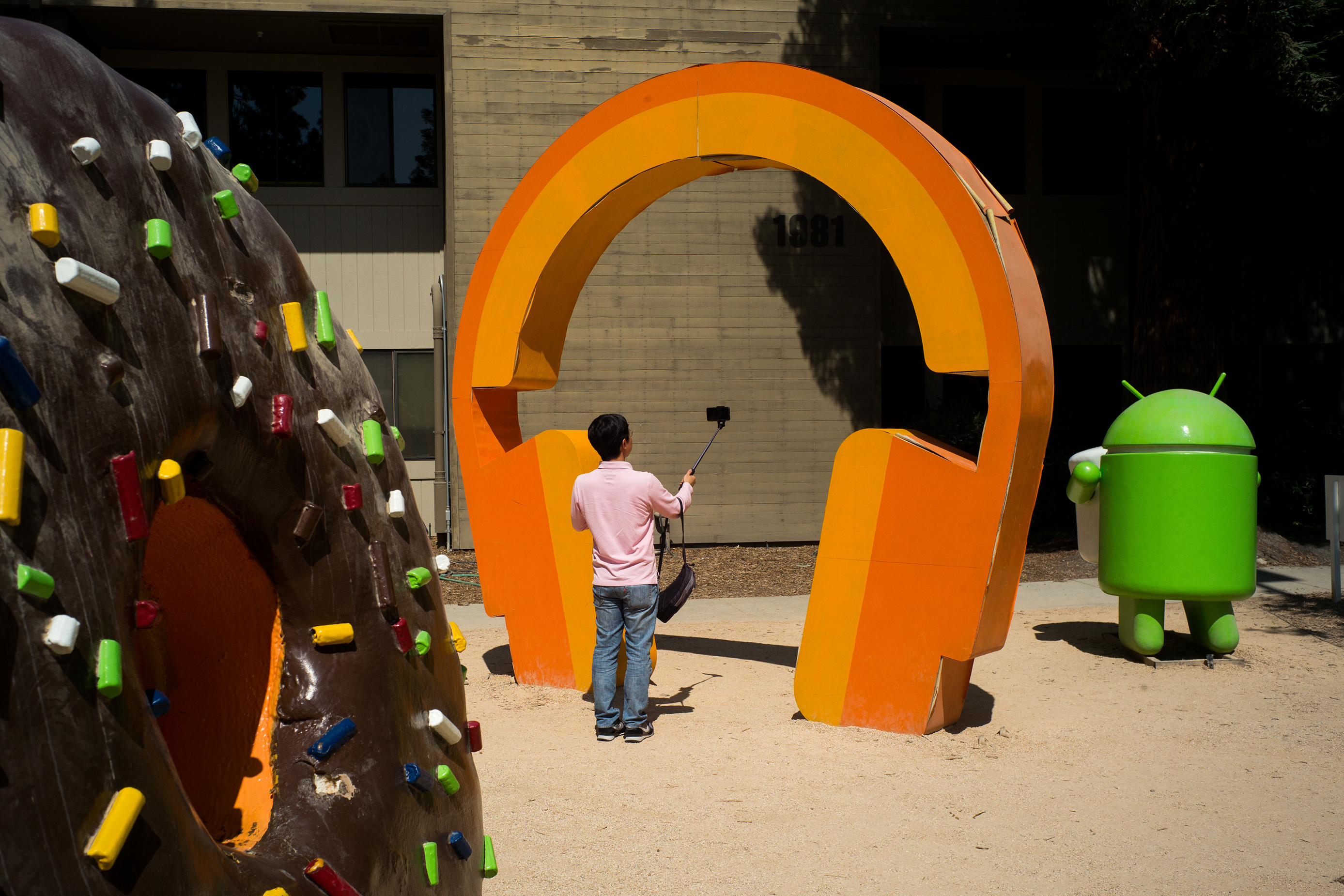 Silicon Valley Has Its Tech Campuses. Now It Wants A Monument