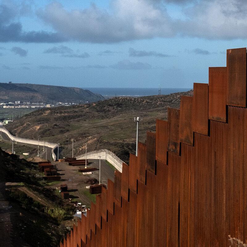 Congress Could Block A Border Wall If Trump Declares A