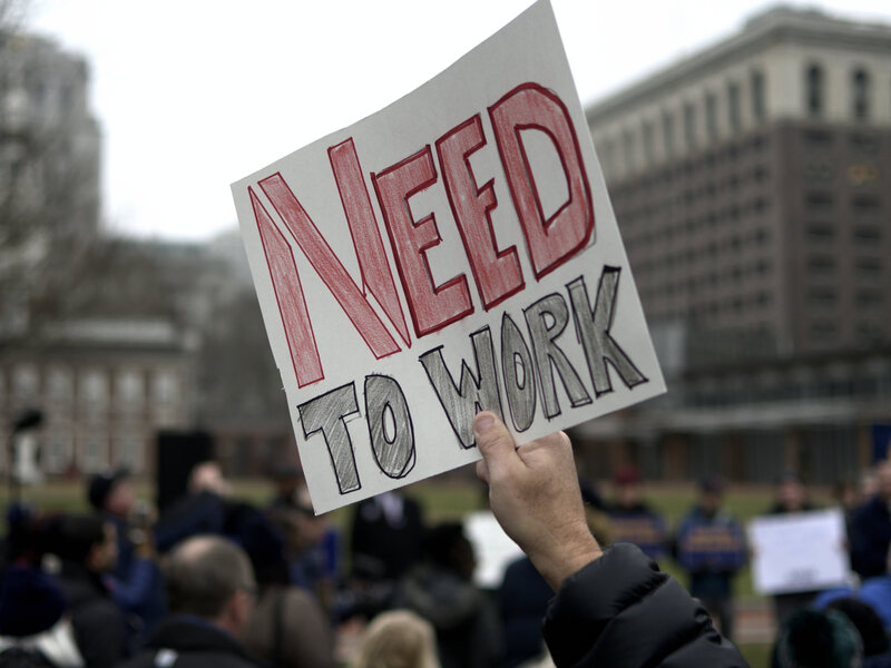 Federal Support For Potent New >> Federal Shutdown S Effect On Workers Health Benefits Varies Shots