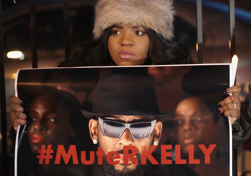 The R  Kelly Allegations: An Abridged History And Timeline : NPR