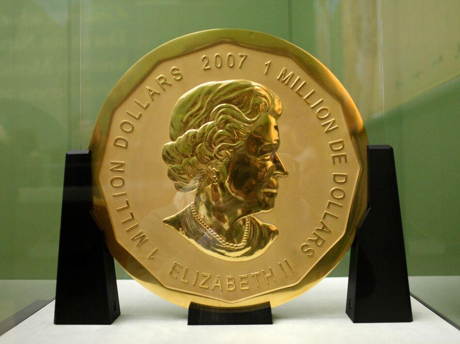 Solid Gold Frankfurt