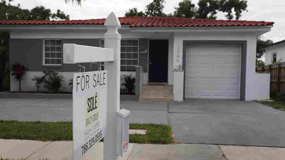 Some Mortgage Deals Are In Limbo As Government Shutdown Drags On