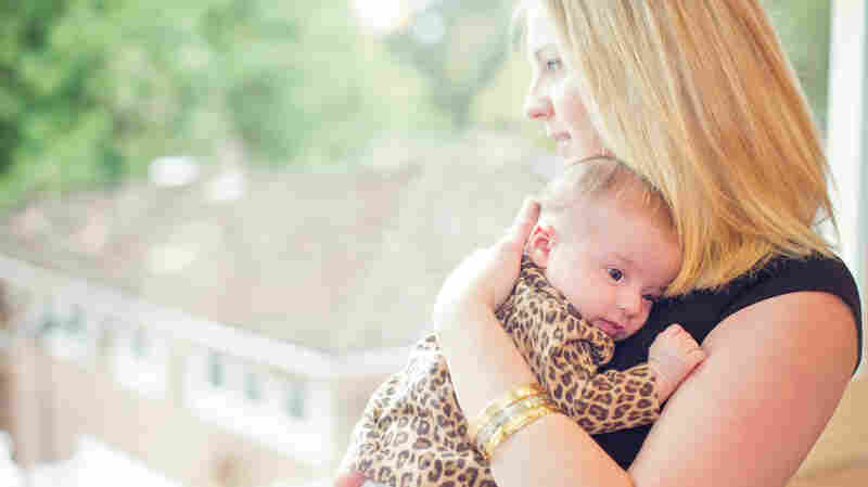 She Wanted To Be The Perfect Mom, Then Landed In A Psychiatric Unit