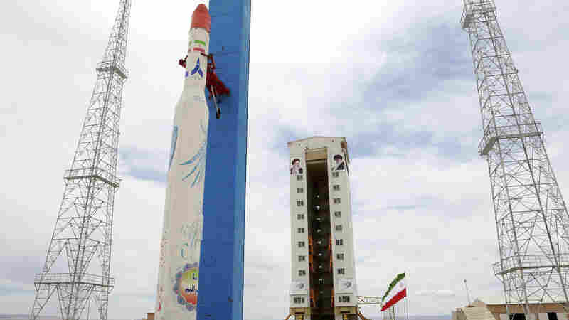 Iran Is Preparing A Launch. But Is It For A Space Rocket Or A Missile?