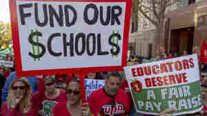 LA Teacher Strike Scheduled For Monday; New College Hunger Findings