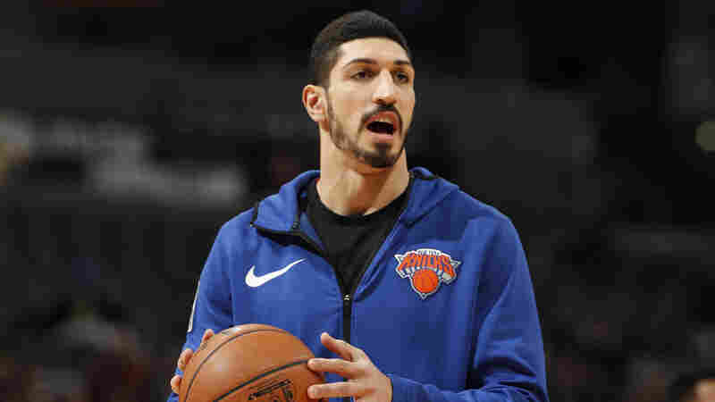 A Critic Of Turkey, The Knicks' Enes Kanter Speaks Out About His Fears For His Life