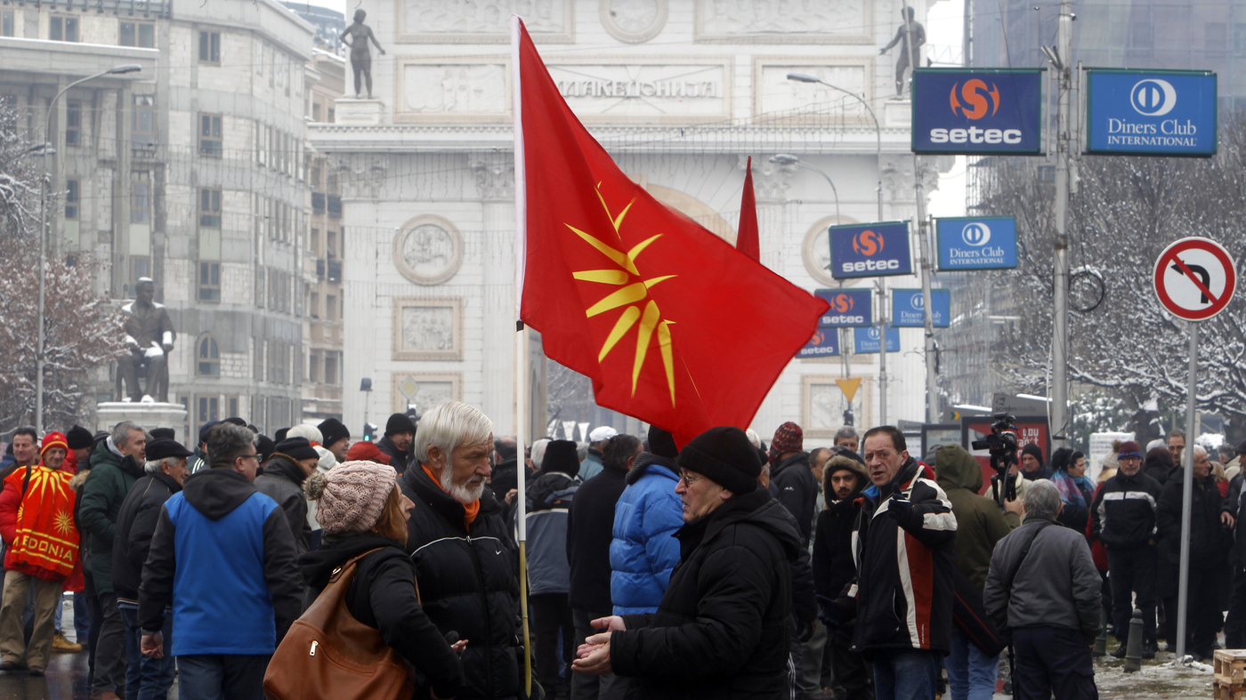 Macedonian Parliament Approves New Name For The Country As Demanded By Greece