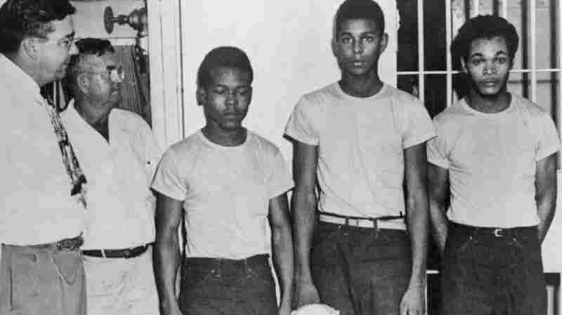 Accused Of Florida Rape 70 Years Ago, 4 Black Men Get Posthumous Pardons
