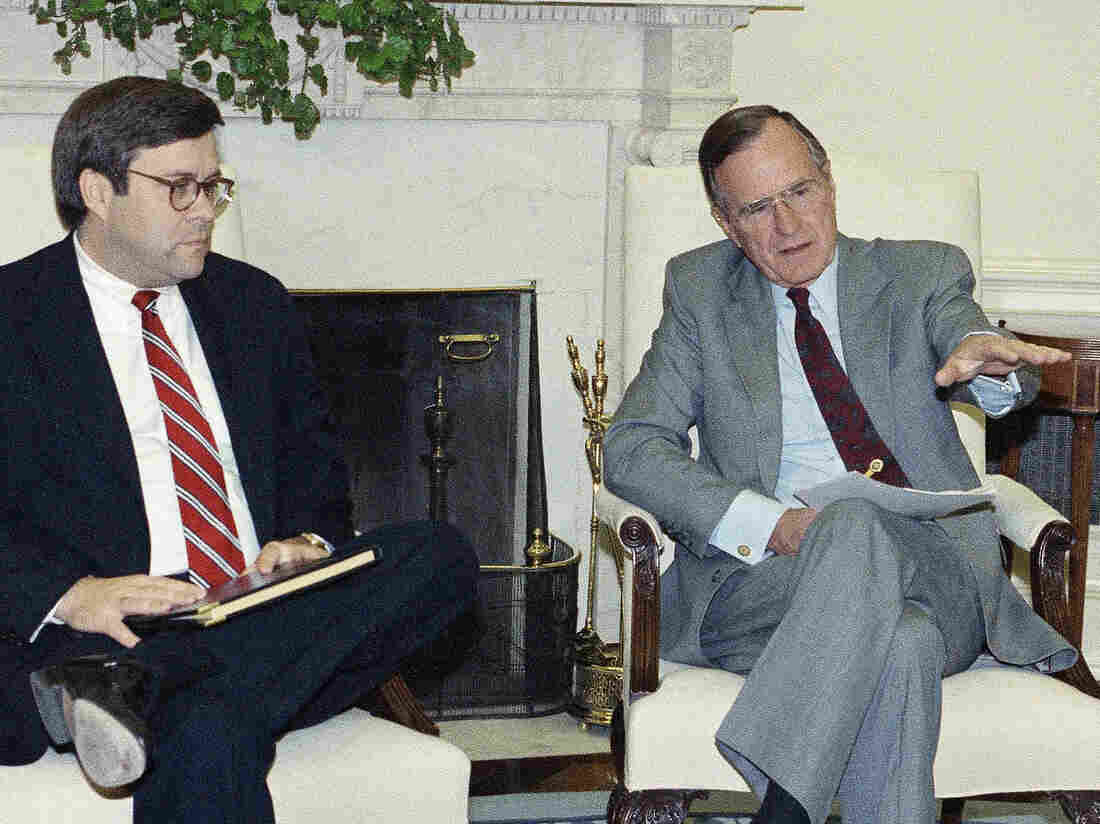 William Barr's Confirmation Hearings For Attorney General